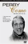 Perry Como: Legends In Concert
