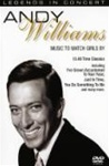 Andy Williams: Legends In Concert / released 2002