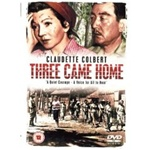 Three Came Home [1950] -  Claudette Colbert