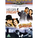 His Girl Friday / The Amazing Adventure -  Cary Grant